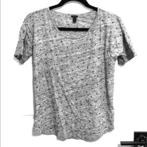 Cotton embellished t-shirt